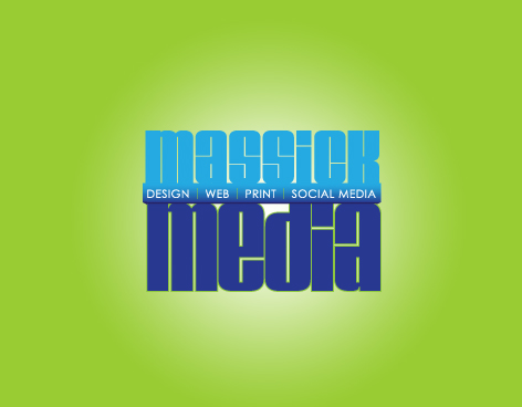 Massick Media Design Services Web, Print, Social Media